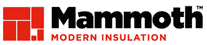 mammoth insulation logo
