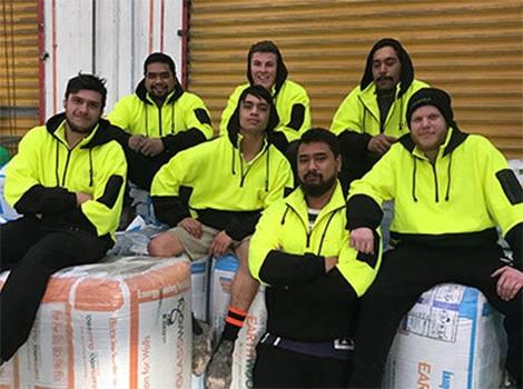 insulation contractors - Total House Wellington